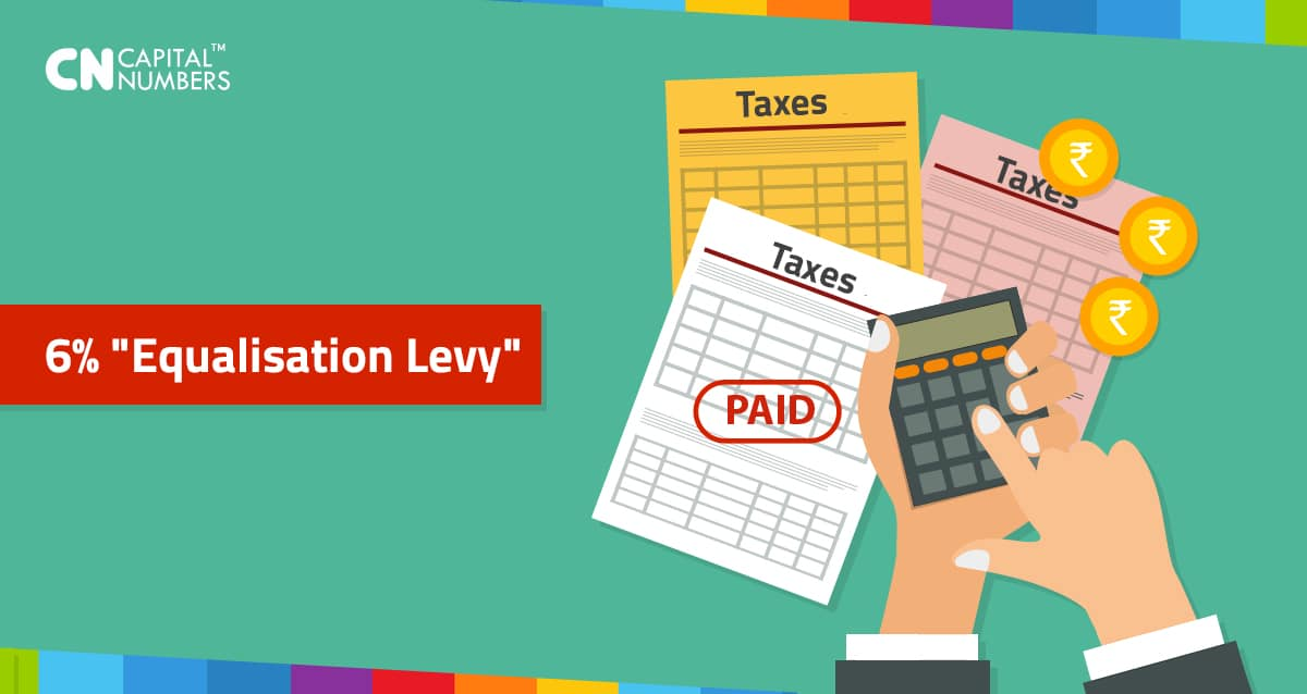 Equalisation levy google tax govt of India