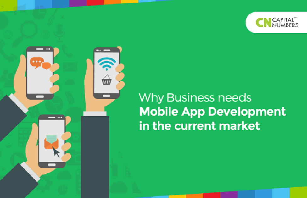 Why Businesses Need Mobile App Development in the Current Market