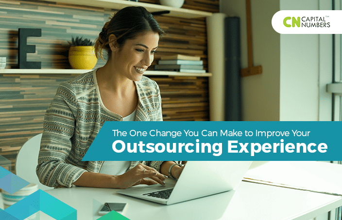 The One Change You Can Make to Improve Your Outsourcing Experience