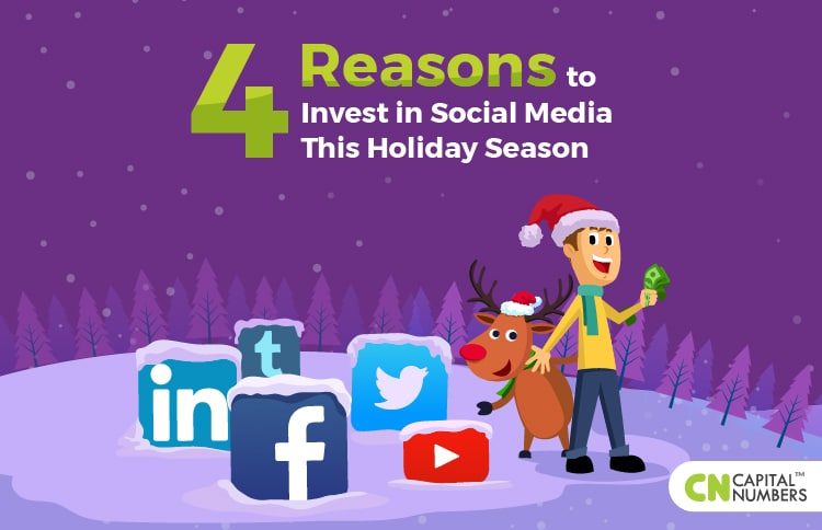 Four Reasons to Invest in Social Media