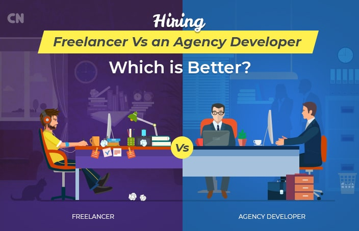 Image result for Web Development Agency Vs. Freelancer – Who Should You Hire?