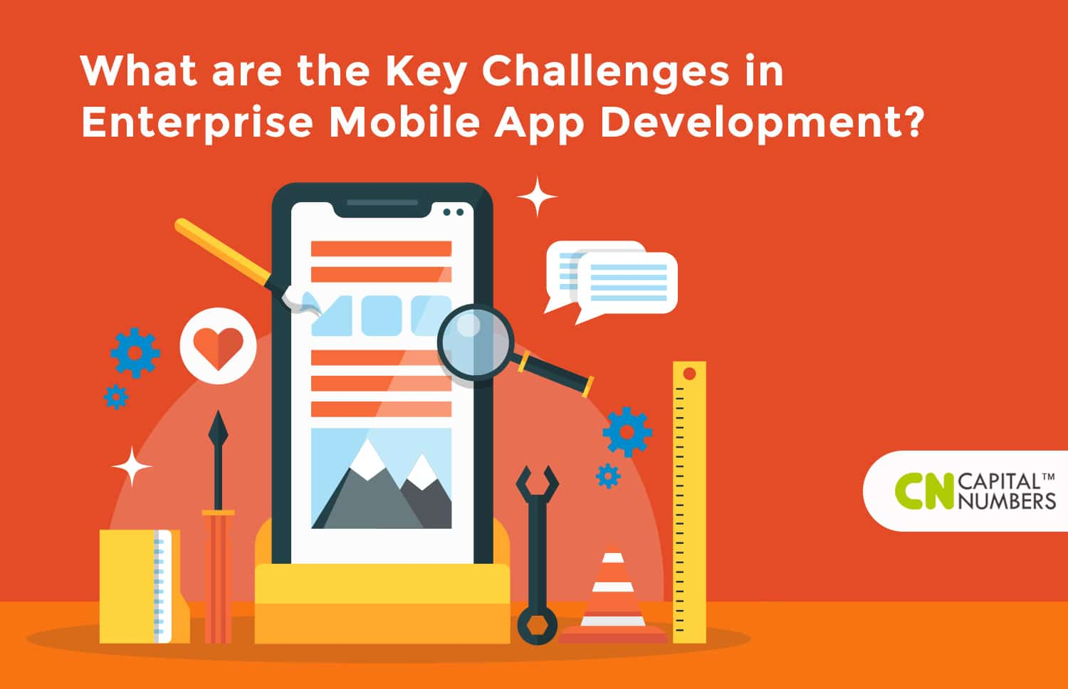 Key Challenges in Enterprise Mobile App Development