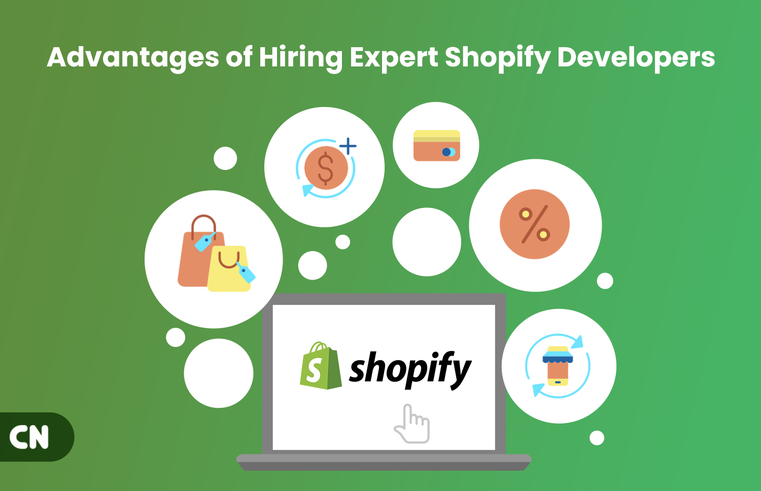 Advantages of Hiring Expert Shopify Developers | Capital Numbers
