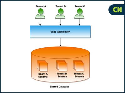 Shared Database, Separate Schema
