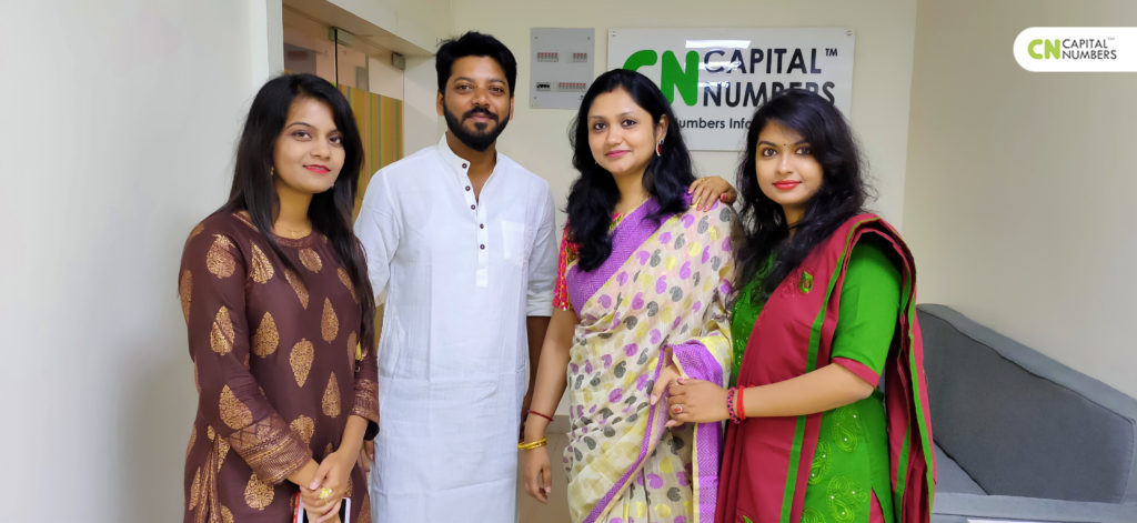 CN Employees @Sector V Office