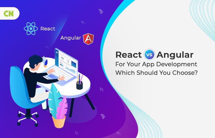 React vs Angular Development