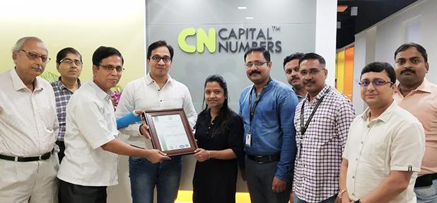 ISMS Certified Organization