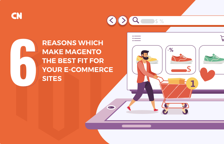 Magento is the ultimate eCommerce platform