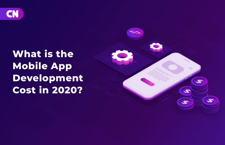 Mobile app development cost in 2020
