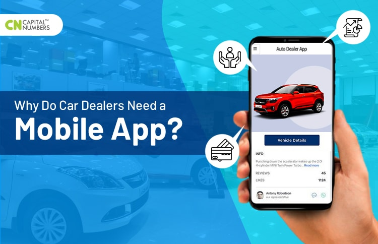 Why Do Car Dealers Need a Mobile App