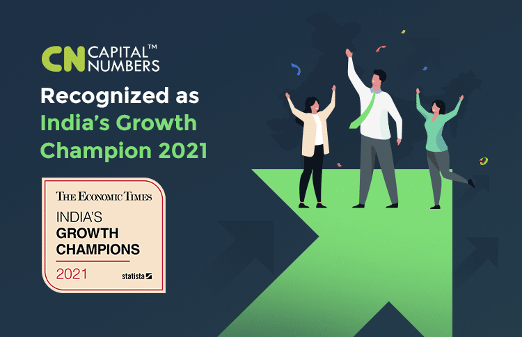 Capital Numbers Recognized as India's Growth Champion 2021 by The Economic Times