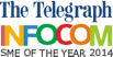 The telegraph infocom SME of the year 2014